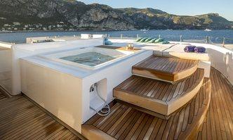 Petratara yacht charter Admiral Yachts Motor Yacht