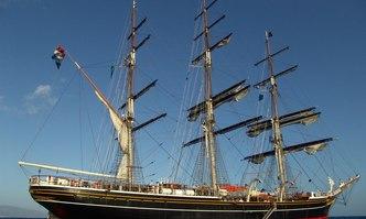 Stad Amsterdam yacht charter Damen Oranjewerf Sail Yacht