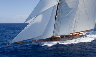 Elena yacht charter Marin LuxurYachts Sail Yacht