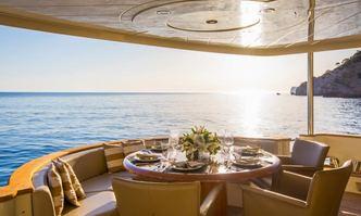 Seraph yacht charter Mochi Craft Motor Yacht