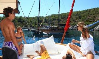 Aegean Clipper yacht charter Bodrum Shipyard Sail Yacht