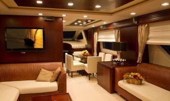 Rat Bat Blue yacht charter Azimut Motor Yacht