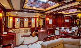 Gloria yacht charter Jongert Sail Yacht