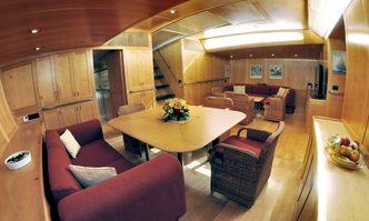 Adesso yacht charter CCYD Sail Yacht