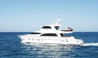 Pipe Dreams yacht charter Horizon Motor Yacht