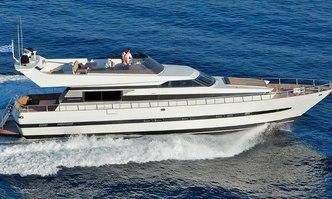 Sea Heart yacht charter Cantieri di Pisa Motor Yacht