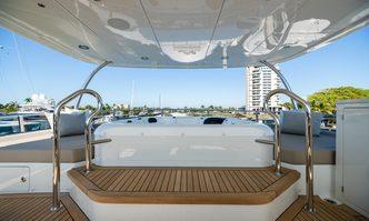 I C yacht charter Ocean Alexander Motor Yacht