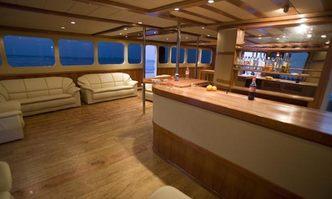Aurora yacht charter Custom Motor Yacht