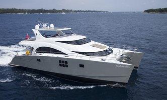 Damrak II yacht charter Sunreef Yachts Motor Yacht