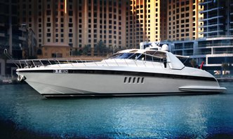 Time Out Umm Qassar yacht charter Overmarine Motor Yacht