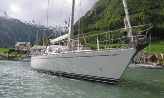 Ichi Ban yacht charter Nautor's Swan Sail Yacht