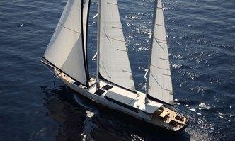 Perla del Mare yacht charter Saba Sail Yacht