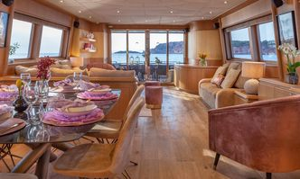 Hammerhead yacht charter CNL - Cantieri Navali Lavagna Motor Yacht