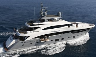 Imperial Princess Beatrice yacht charter Princess Motor Yacht