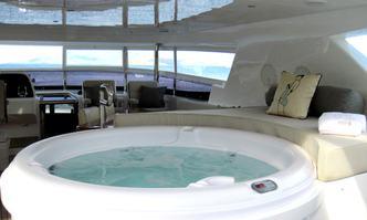 Go yacht charter Johnson Yachts Motor Yacht