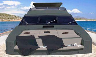 Can't Remember yacht charter Tecnomar Motor Yacht