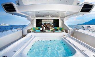 Mac Too yacht charter Overmarine Motor Yacht