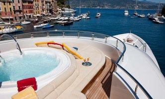 Gigi yacht charter Westport Yachts Motor Yacht