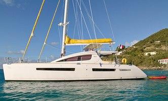 Lady Dominique II yacht charter Alliaura Marine Group Motor/Sailer Yacht