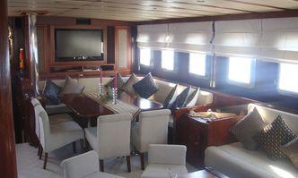 Gem yacht charter Aegean Yacht Sail Yacht