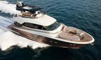 Esmeralda of London yacht charter Monte Carlo Yachts Motor Yacht