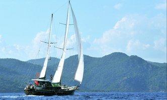 Freya yacht charter Orion Yachts Sail Yacht