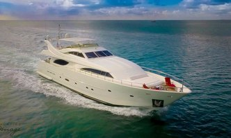 Another Day 2 yacht charter Custom Line Motor Yacht