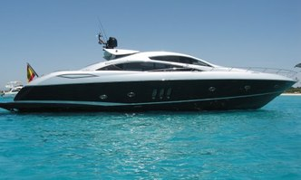 Georgia yacht charter Sunseeker Motor Yacht