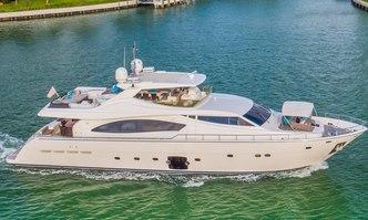 Cinque Mare yacht charter Ferretti Yachts Motor Yacht