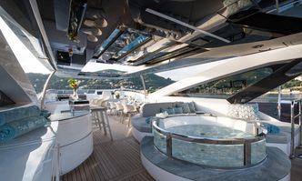 Soulmate yacht charter Dreamline Yachts Motor Yacht