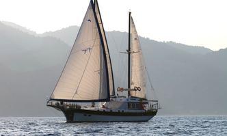 Serenity 70 yacht charter Tuzla Shipyard Sail Yacht