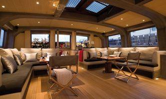 Roxane yacht charter SuMarine Denizcilik Motor/Sailer Yacht