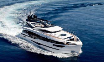 Hanaa yacht charter Dominator Motor Yacht