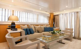 Talyne yacht charter Canados Motor Yacht