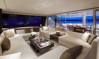 Twizzle yacht charter Royal Huisman Sail Yacht