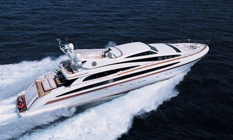 Samja yacht charter ISA Motor Yacht