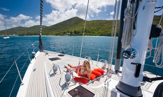 Vamos yacht charter Oyster Yachts Sail Yacht