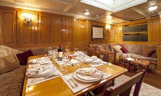 Shamrock V yacht charter Camper & Nicholsons Sail Yacht