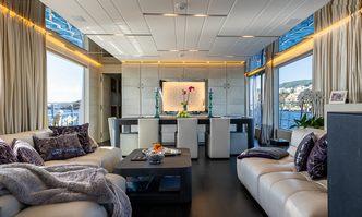Cinquanta 50 yacht charter Admiral Yachts Motor Yacht