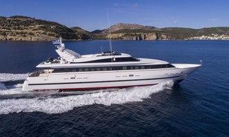 Sole Di Mare yacht charter Baglietto Motor Yacht