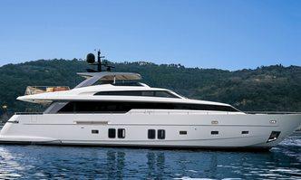 SabBaTiCal yacht charter Sanlorenzo Motor Yacht