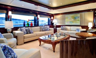 La Dea II yacht charter Trinity Yachts Motor Yacht