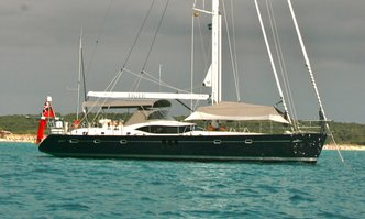 Tiger yacht charter Oyster Yachts Sail Yacht
