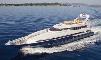 Daloli yacht charter Heesen Motor Yacht
