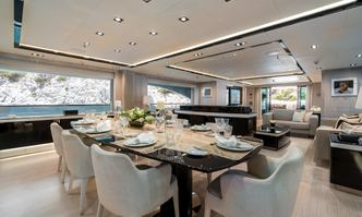O'Mathilde yacht charter Golden Yachts Motor Yacht