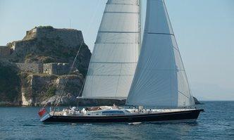 Grand Bleu Vintage yacht charter CNB Sail Yacht