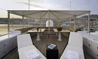 Superfun yacht charter C.N. Officine Meccaniche Rossato Motor Yacht