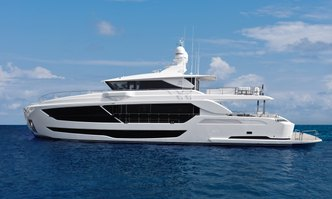 Impatient IV yacht charter Horizon Motor Yacht