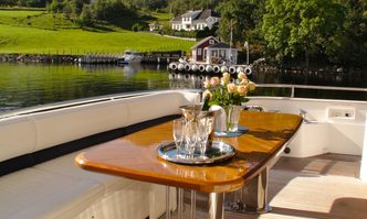 Anne Viking yacht charter Princess Motor Yacht