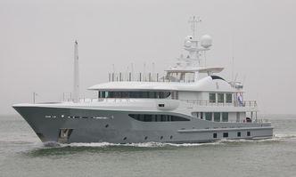Serenity J yacht charter Amels Motor Yacht